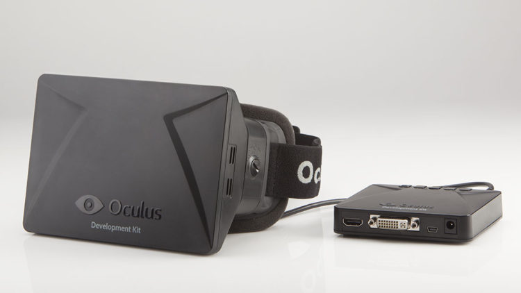 occulus dk1 VR