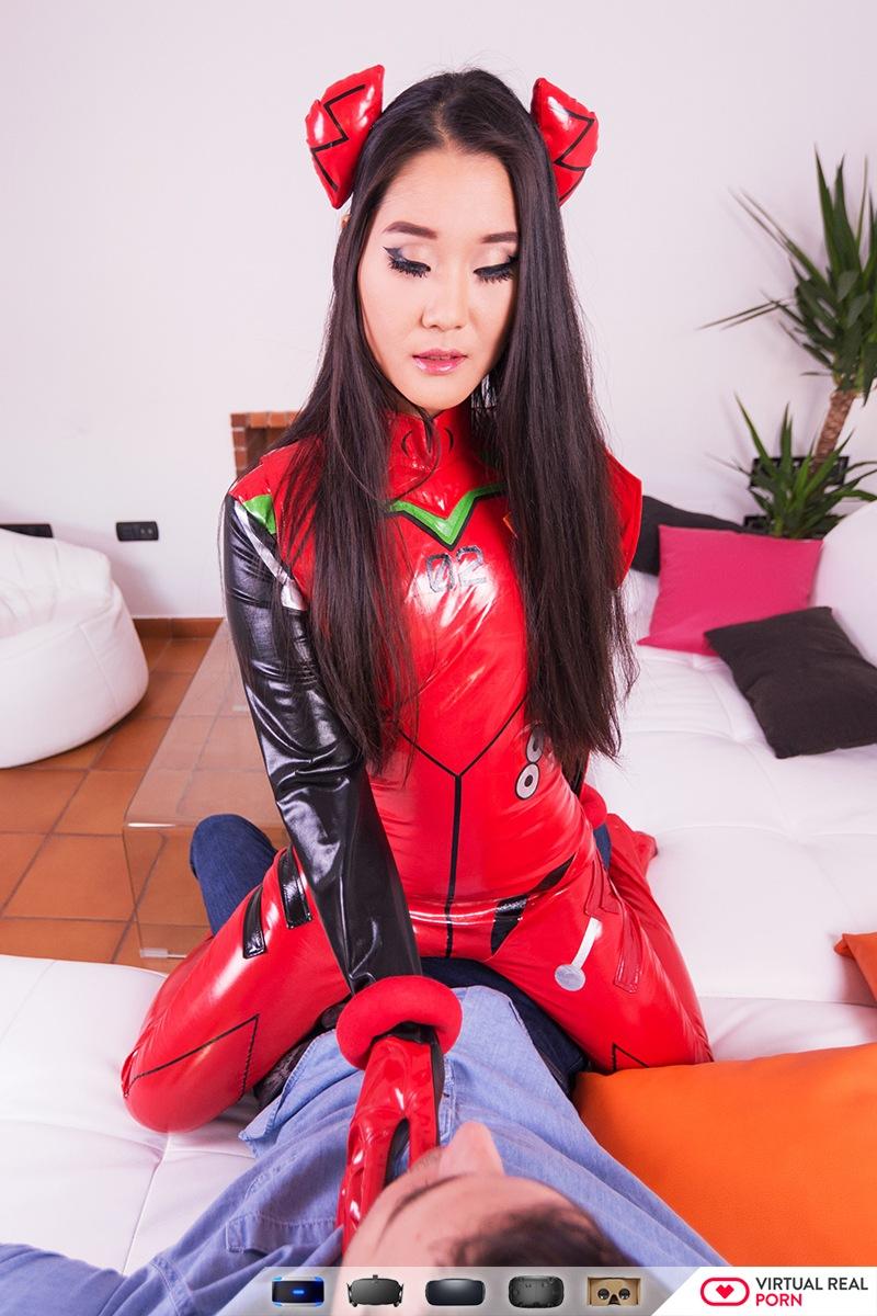 Lucy Lee asiatique porno Cartoon Party porno